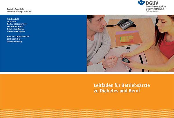 Diabetes und beruf