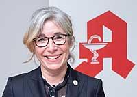 ABDA-Präsidentin Gabriele Regina Overwiening