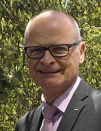 Professor Andreas Neu, Präsident der Deutschen Diabetes Gesellschaft