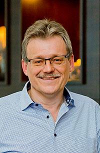 Der stellvertretende Vorstandsvorsitzende der DDH-M Bundesorganisation Jörg Westheide