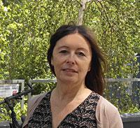 Susan Clever, Psychologin an der Diabetespraxis Hamburg-Blankenese.