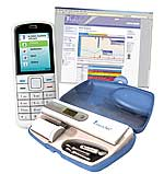 Glucotel-System: GlucoTel Blutzucker-Monitoring- und Diabetes-Management-System