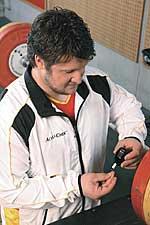 Olympiasieger Matthias Steiner
