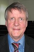 Professor Jörg Hacker (RKI)