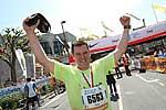 D-Runner Peter Finisher