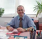 Diplom-Pädagoge Rainer Paust