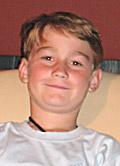 Jonas, ein Kind mit Diabetes