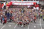 Start des Novo Nordisk Gutenberg Marathons