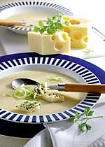 Allgäutaler Käsesuppe