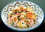 Spanischer Reissalat