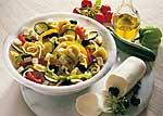 Tortellinisalat mit Mozzarella