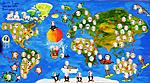 Das Motto 2010 – in 14 Tagen um die Welt