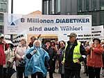 8 Millionen diabetiker sind auch Wähler