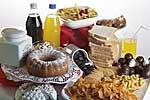 Zu süss und fett fördert Diabetes