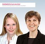 Dr. Doris Stöckl und Dr. Christine Meisinger