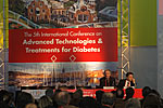 ATTD Diabetes Konferenz 2012 in Barcelona