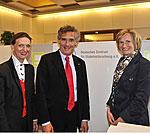 Dr. Cordelia Andreßen, Bernd Saxeund Dr. Astrid Glaser