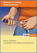 Leitfaden zur sicheren und sanften Insulininjektion
