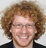 Junioprofessor Robert Ernst
