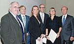 Gewinner der Jühling-Preise und Jühling-Medaille 2012