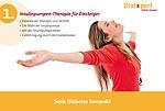 Servicebroschüre 'Insulinpumpen-Therapie für Einsteiger'