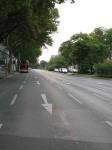 leere Straßen