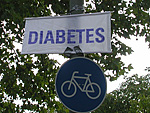 Diabetes beim Berlin-Marathon 2003