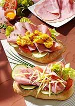 Multikulti-Sandwich