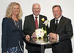 Deutsche Diabetes-Zentrum verabschiedet Hans-Joachim Liebe (re.)