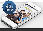 Gesundheitspass 'MyMedico' als App auf dem Smartphone