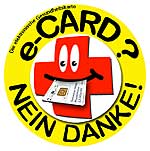 Stoppt die e-Card!