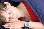 Dank einer Software lässt sich Smartwatch für Schlafanalyse nutzen