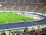 Diabetes Programm Deutschland: Einlauf ins Olympiastadion Berlin