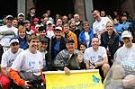 Diabetiker und Diabetesberater beim Münster-Marathon
