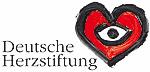 Logo: Deutsche Herzstiftung
