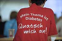 Mein Thema ist Diabetes - Quatsch mich an!