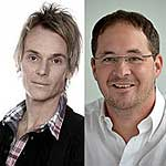 Dr. Christoffer Clemmensen (li.) und Dr. Timo Müller