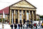 Stadthalle Kassel zum Deutschen Diabetiker Tag