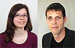 Susanne Jäger und Prof. Dr. Matthias Schulze
