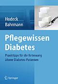Cover des Buchtitels 'Pflegewissen Diabetes'