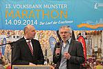 Michael Brinkmann und Günter Poggemann