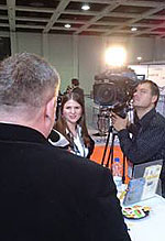 Großes Medieninteresse an Diabetes TV