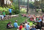 Daniel Schnelting beim KiDS-Kurs
