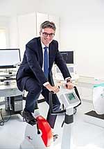 Freiburgs Oberbürgermeister Dr. Dieter Salomon