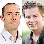 Prof. Dr. Heiko Lickert (link) und Dr. Moritz Gegg