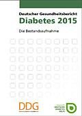 Deutscher Gesundheitsbericht Diabetes 2015
