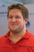 Gewichtheber Matthias Steiner