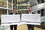 Je 15.000 Euro für Organisationen aus dem Bereich Diabetes und Schlaganfall