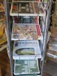 Zeitungen zum WM-Finale