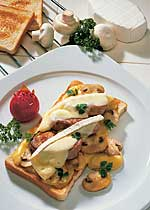 Feinschmecker-Toast